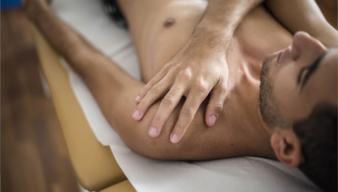 La frattura o lussazione della spalla