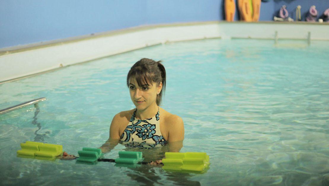La riabilitazione in acqua