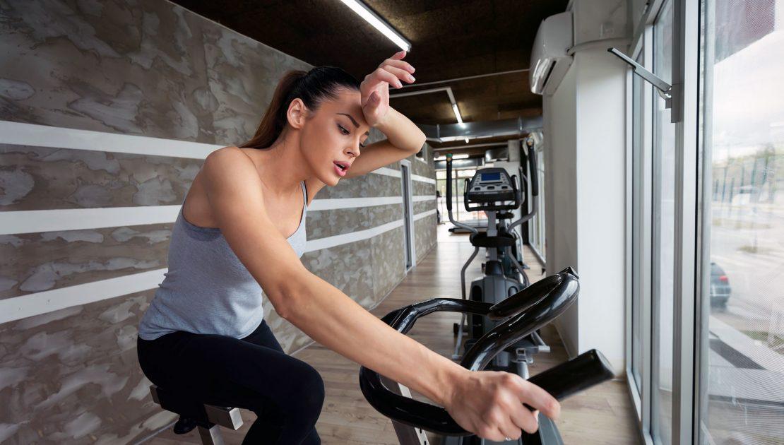 L'allenamento di un ciclista ai tempi del Covid-19
