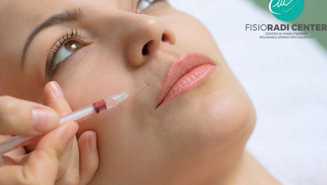 Il botulino per il ringiovanimento del viso