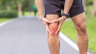 La distorsione del ginocchio