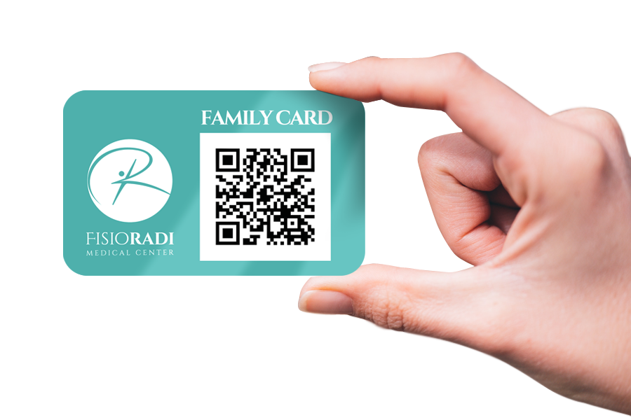 banner family card